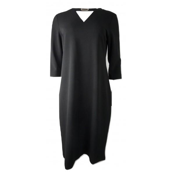 Rodini ΦΡ153517 φορεμα μαυρο