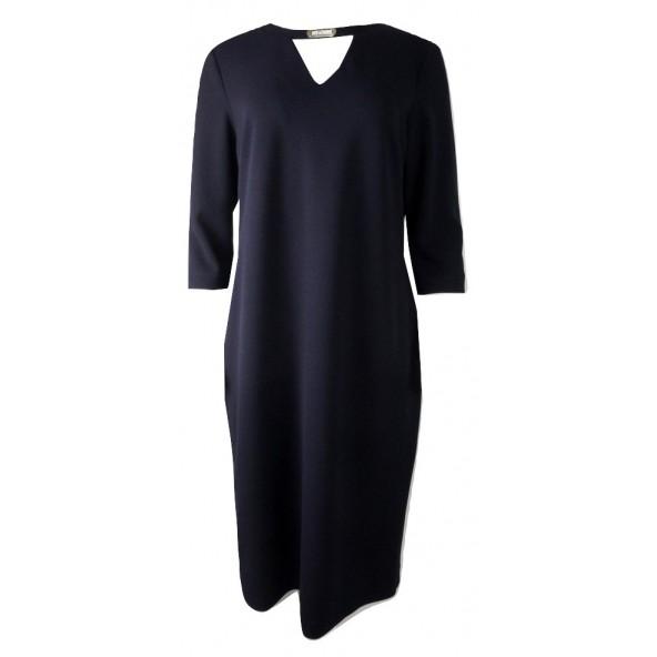 Rodini ΦΡ153517 φορεμα μπλε navy