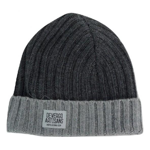 Devergo 1D20FW8002HA1101 Men's hat dark grey