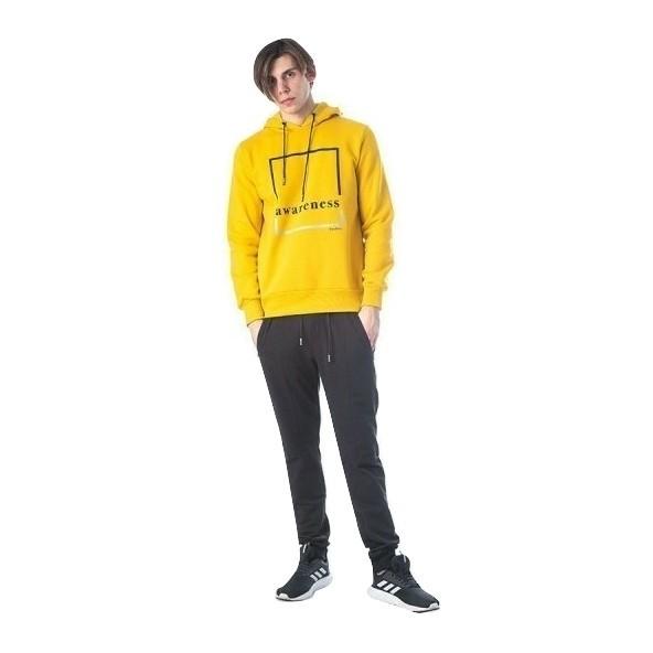 Paco 202599 φούτερ yellow