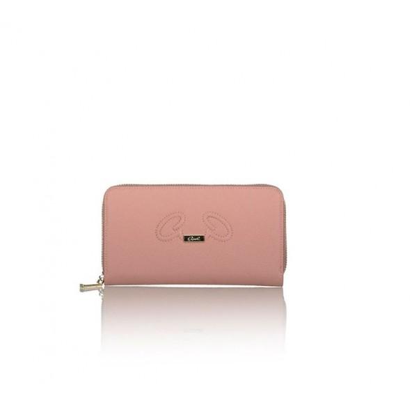 Axel 1101-1298 ΠΟΡΤΟΦΟΛΙ RHEA ΑΠΟ ΑΝΑΚΥΚΛΩΜΕΝΟ ΥΛΙΚΟ dusty pink