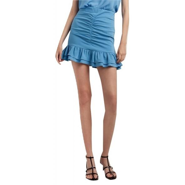Desiree 02.34002 φούστα γαλάζια