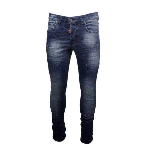 Senior 293 blue JEAN παντελόνι.