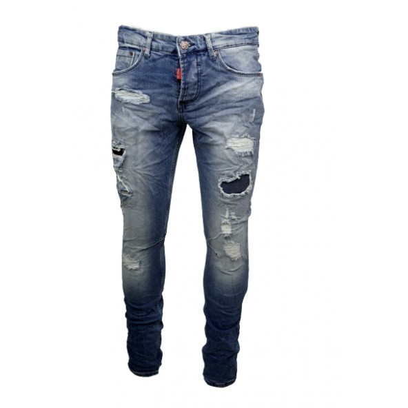 SENIOR 111 JEAN παντελόνι.