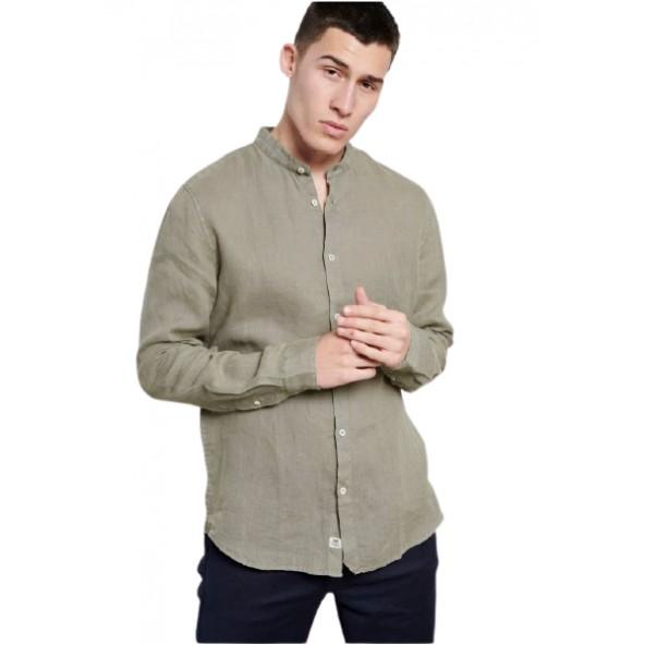 Funky FBM003-023-05 πουκάμισο khaki