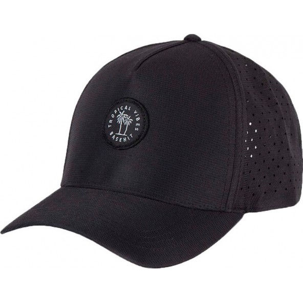 Basehit 201.BU01.64P καπέλο μαύρο