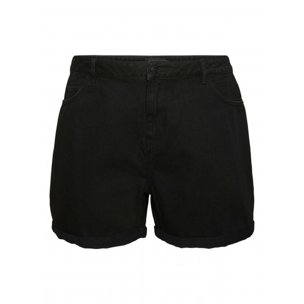 Vero moda 10215124 black loose shorts