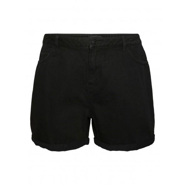 Vero moda 10215124 black loose shorts