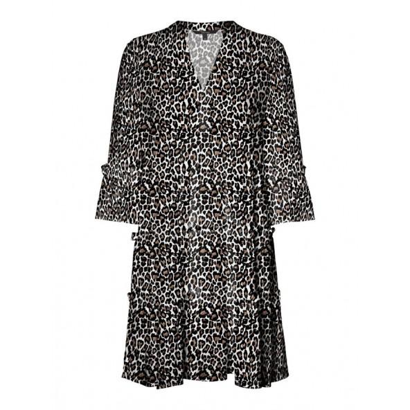 Vero moda 10251391 oatmeal φόρεμα