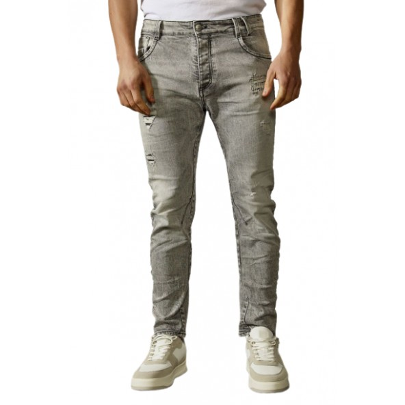 Edward MP-D-JNS-S21-031 STELLAN-EG JEANS LIGHT GRAY