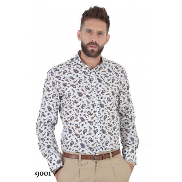 Stefan 9001-s/s 21 πουκάμισο type