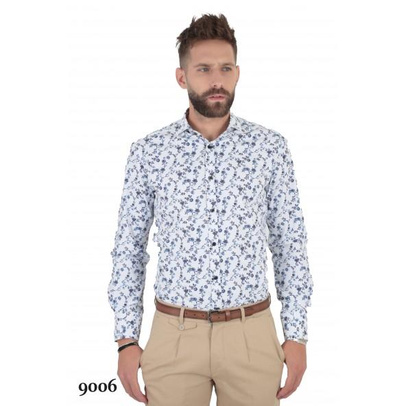Stefan 9006-s/s 21 πουκάμισο type floral