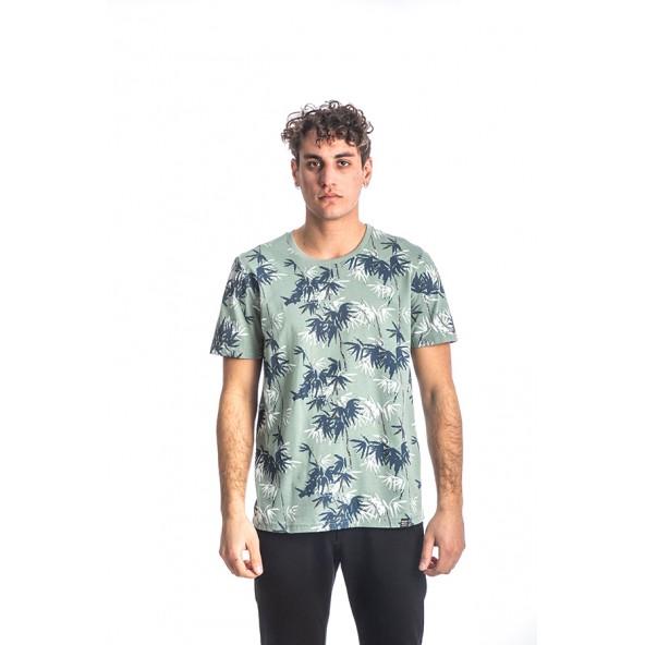 Paco 213523 μπλούζα φυστικί