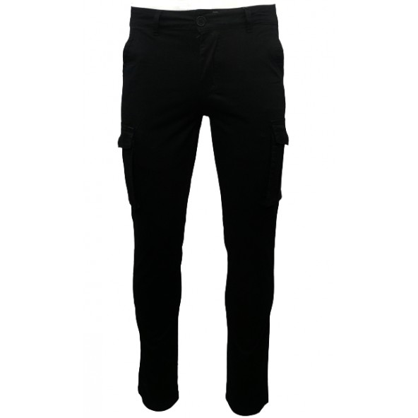 Paco 214625 παντελόνι μαύρο