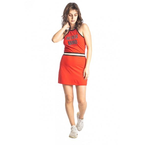 Paco 213251 μπλούζα κόκκινη