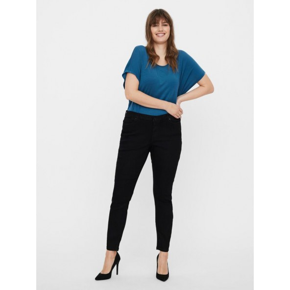 Vero moda 10247474 VMLUDY LEGGINGS black denim