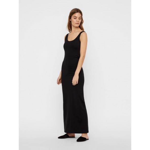 Vero moda 10213428 MAXI DRESS BLACK