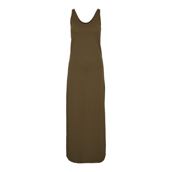 Vero moda 10233347 SLEEVELESS MAXI DRESS Ivy green