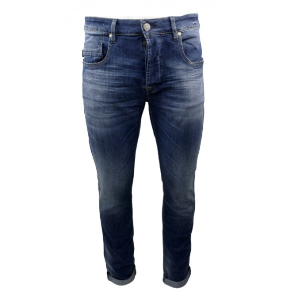 Scinn ELTON SM 121.8.SP116 BLUE DENIM
