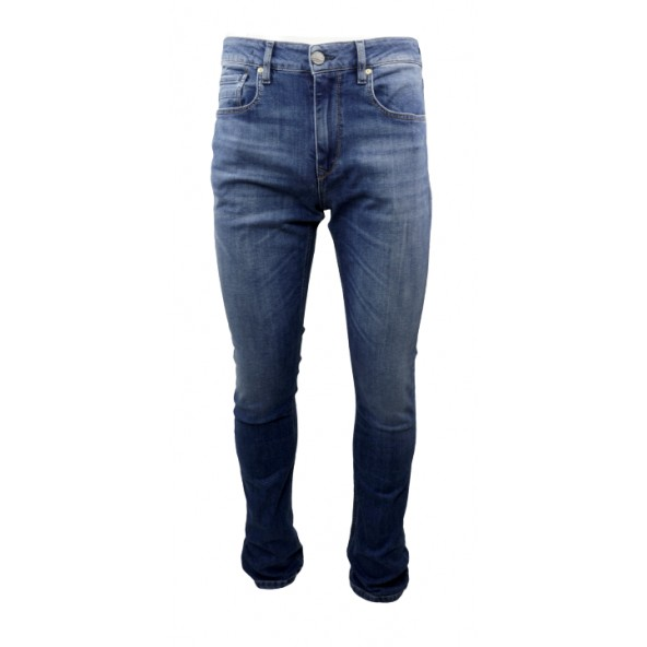 Scinn ZACK L 121.3.SP125 BLUE DENIM