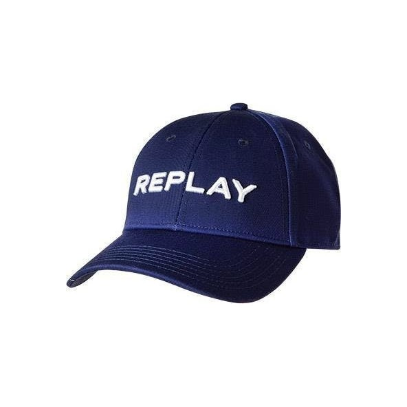 Replay AX4161.000.A0113.500 καπέλο navy