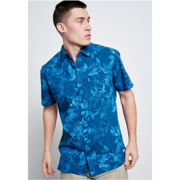 FBM003-049-05 πουκάμισο Μπλε
