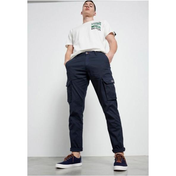 FBM003-024-02 Ανθρακί παντελόνι