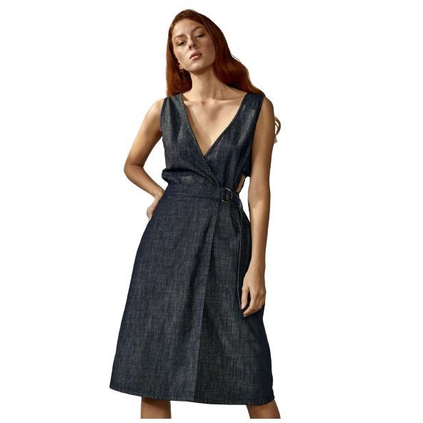 Edward WP-D-DRS-S21-010 φόρεμα τζιν