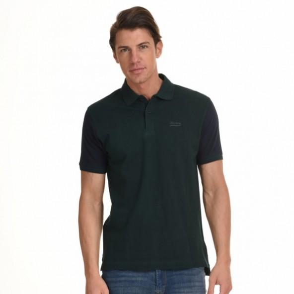 Biston 45-206-063 polo πράσινο