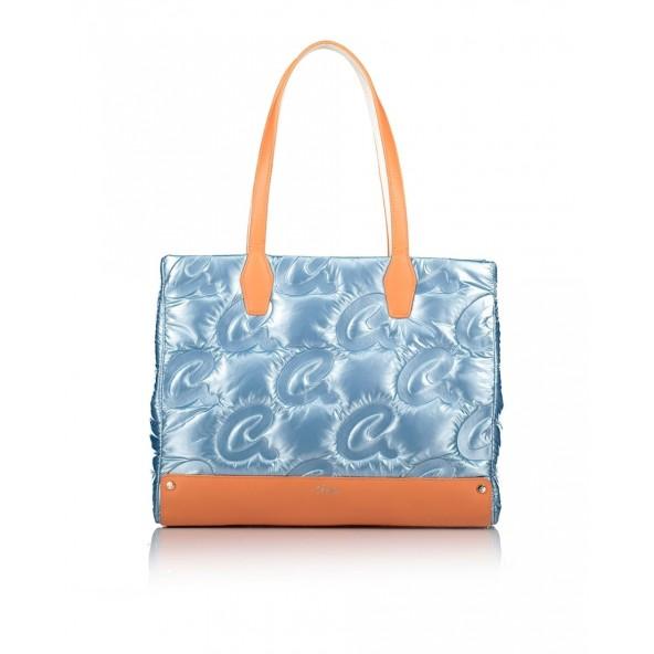 Axel 1010-2546 LUNA SHOULDER BAG NYLON MIST BLUE