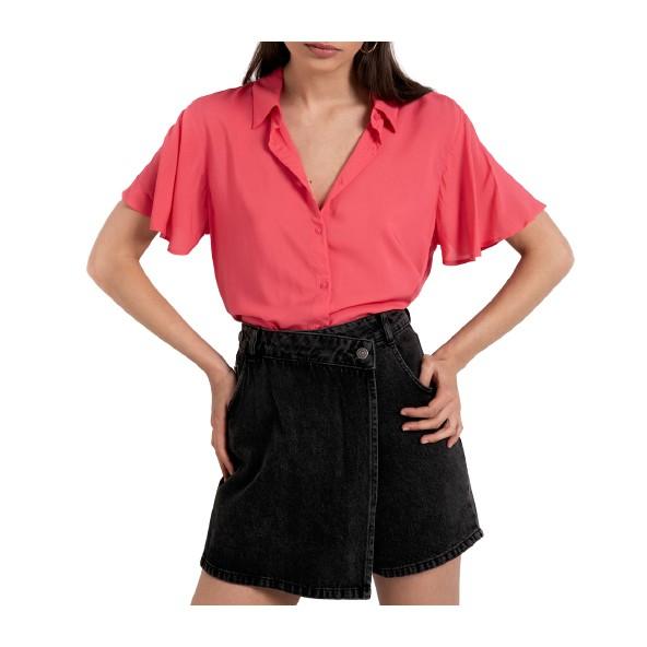 Toi&moi 30-3191-121 1102 πουκάμισο raspberry