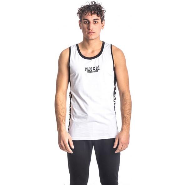 Paco 213644 Μπλούζα Λευκό