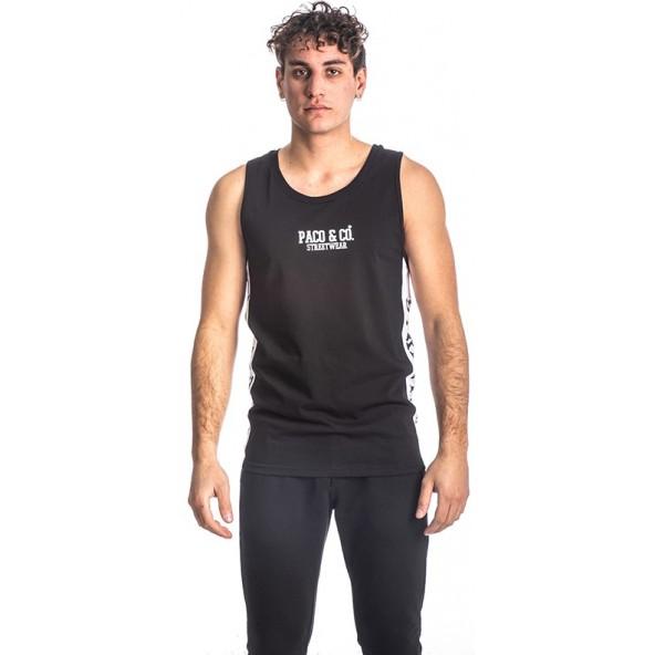 Paco 213644 Μπλούζα Μαυρό