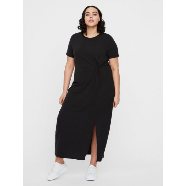 Vero moda 10229851 KNOT MAXI DRESS black