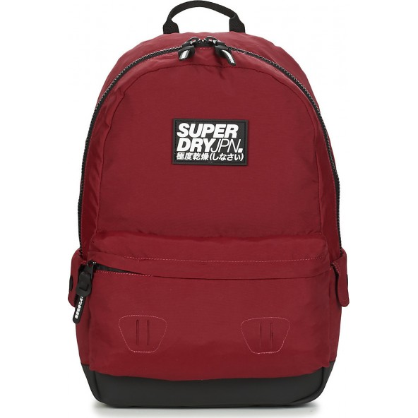 Superdry M9110057A 73Y CLASSIC MONTANA OXBLOOD