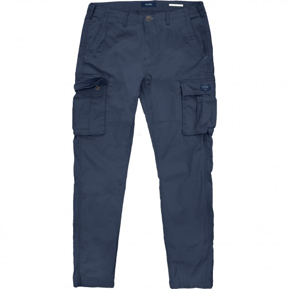 Double CCP-22A Chinos Cargo Pants Navy