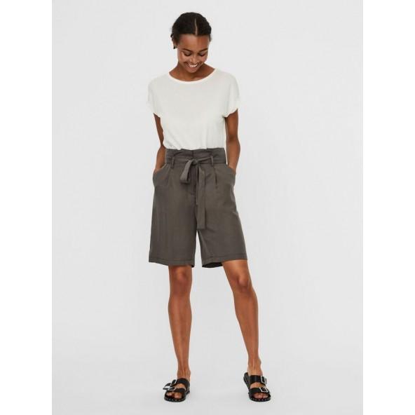Vero moda 10242240 viviananeve xhr long shorts beluga