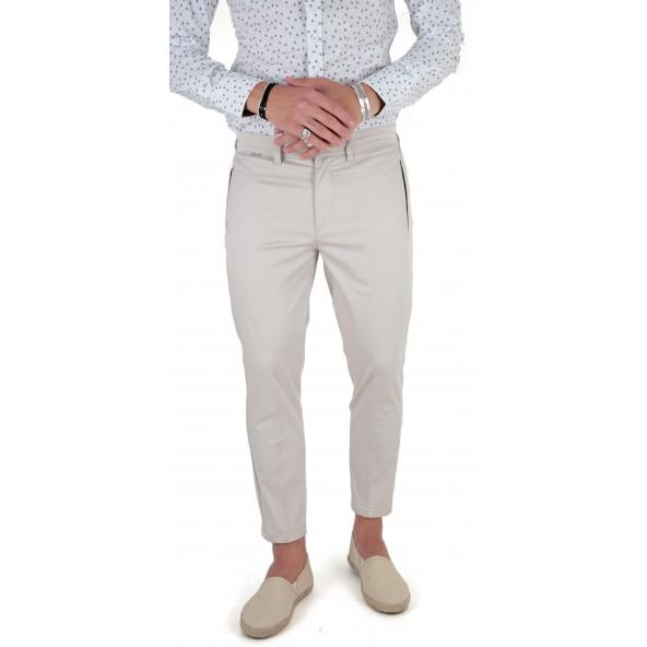 Stefan 6021 -s/s 21 παντελόνι beige