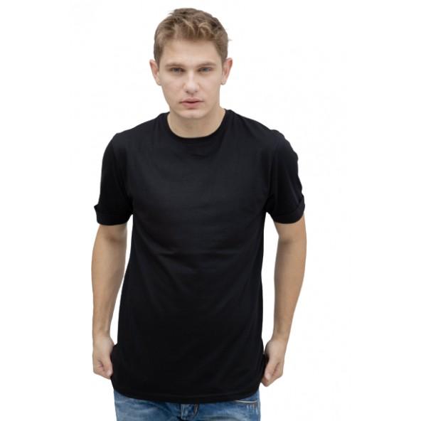 The real brand 06-430 t-shirt black