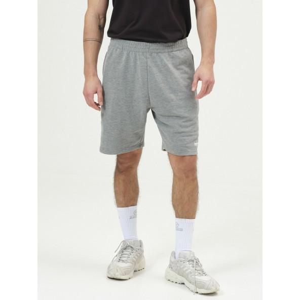 Basehit 211 BM26.36 shorts grey mel