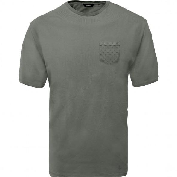 Double TS-159A T-Shirt khaki