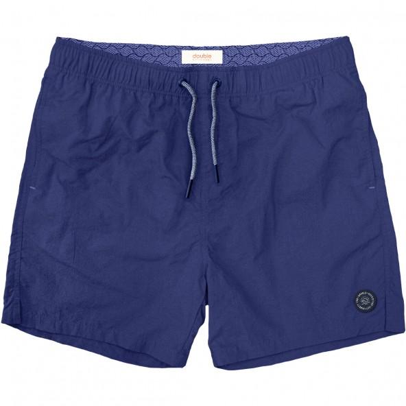 Double MTS-125A Swim Shorts blue