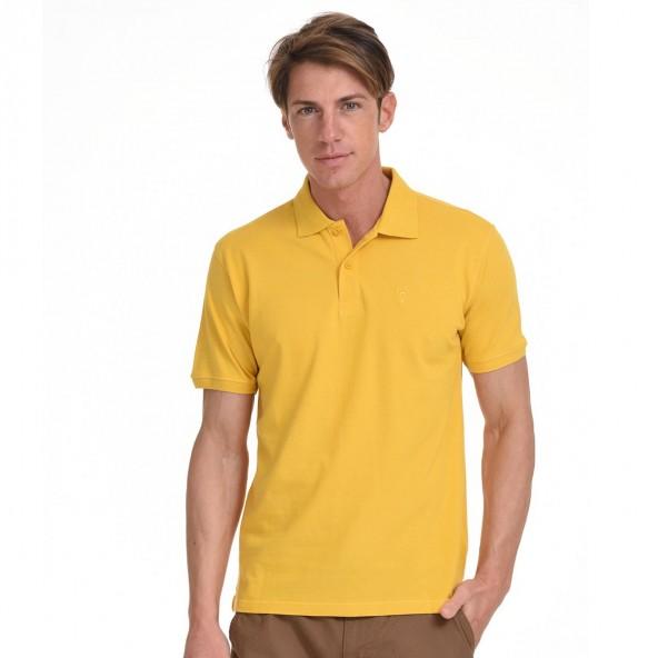 Biston 45-206-003 polo κιτρινο