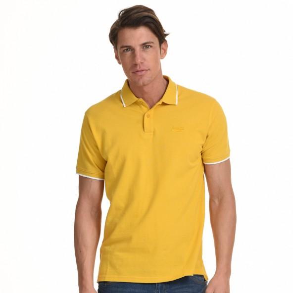Biston 45-206-005 polo κιτρινο