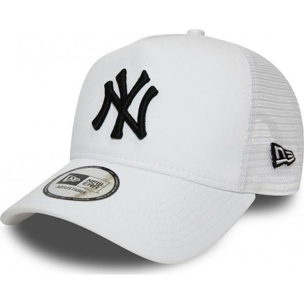 New Era 12285467 καπέλο λευκό