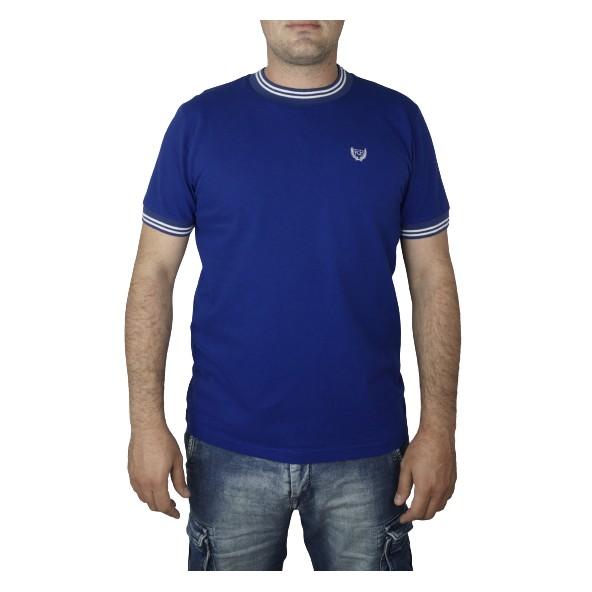 The real brand 06-438 t-shirt royal