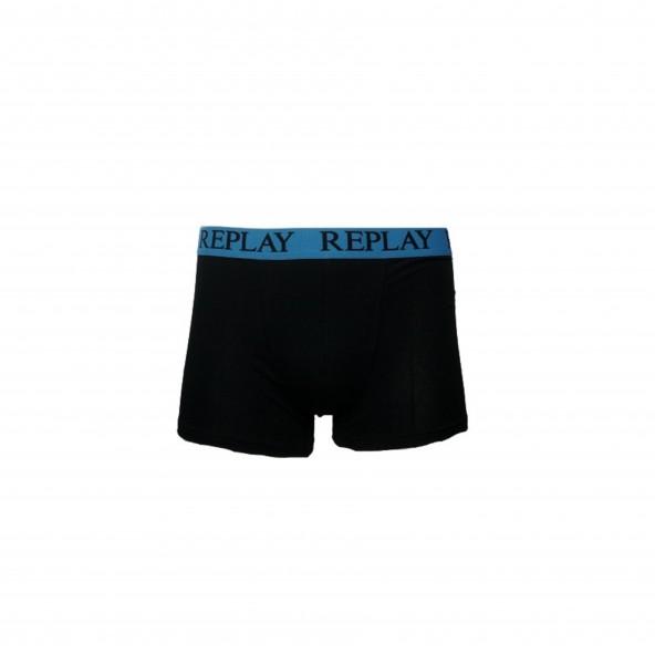 Replay I101143 N090 2 TRUNKS BLACK/BLUE