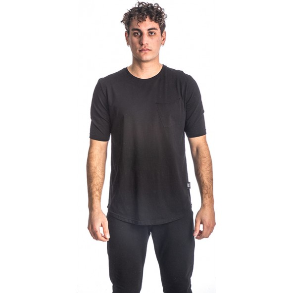 Paco 213530 μπλούζα μαύρη