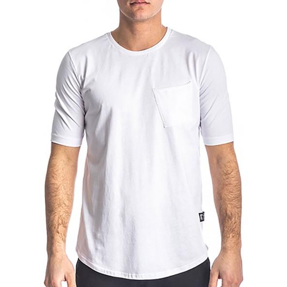 Paco 213530 μπλούζα λευκή