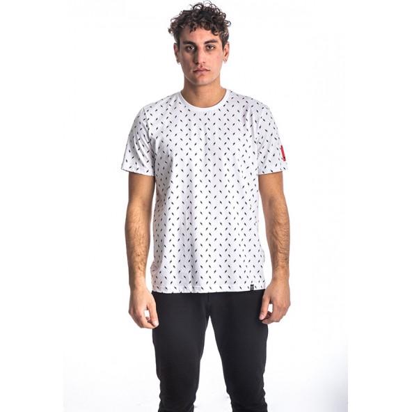 Paco 213524 μπλούζα μαύρη